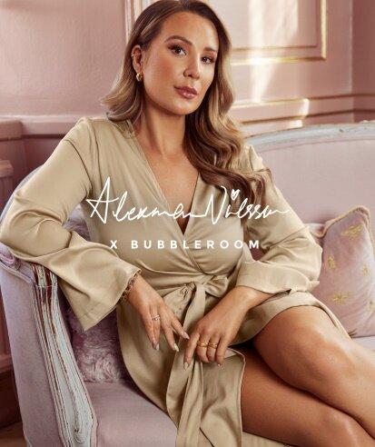 Alexandra Nilsson x Bubbleroom - Shop her