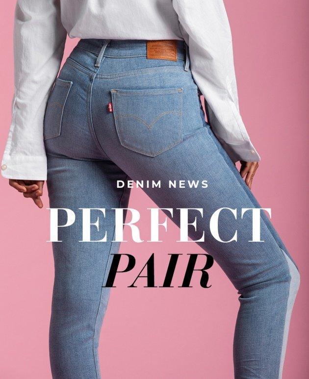 shop trendy jeans fra Levi's