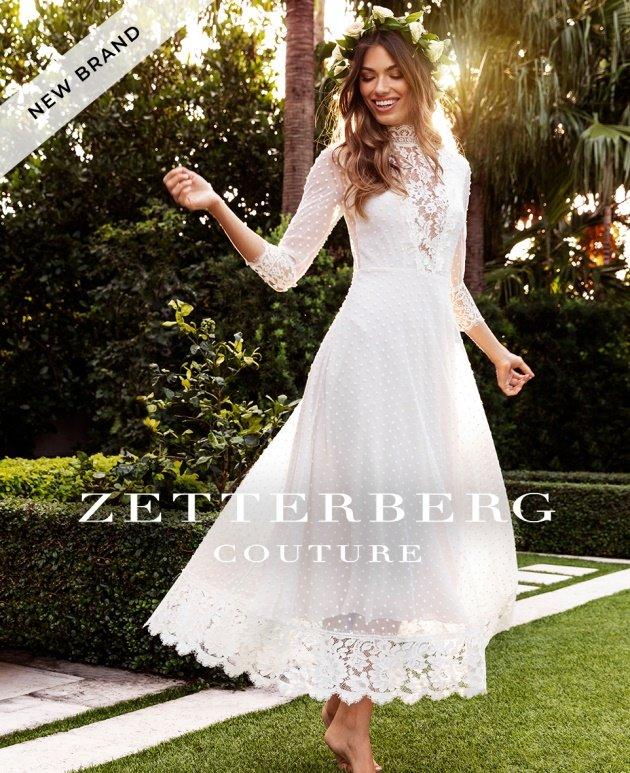 Vakre bryllupsklær fra Zetterberg Couture