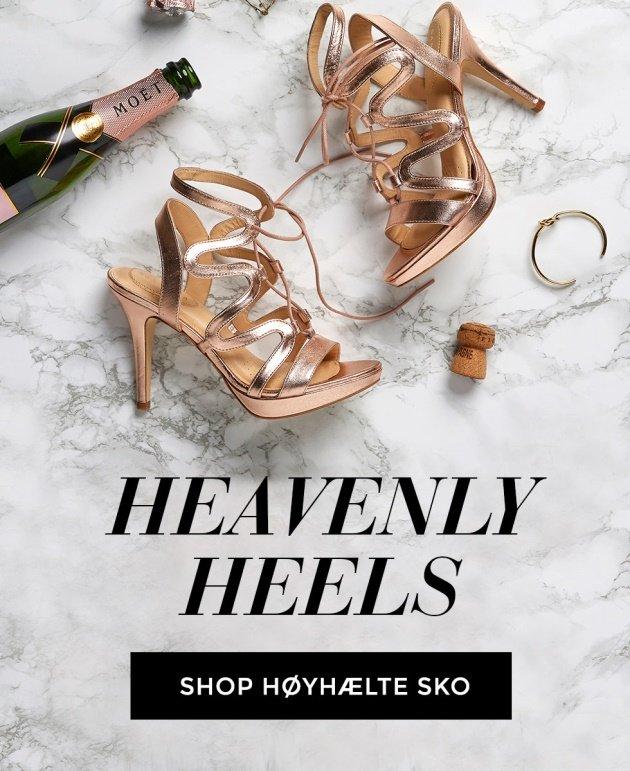 Shop Høyhælte sko