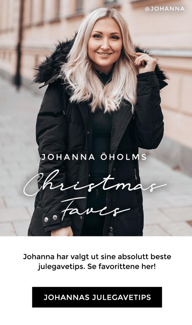 Johannas julegavetips! Shop julegaver