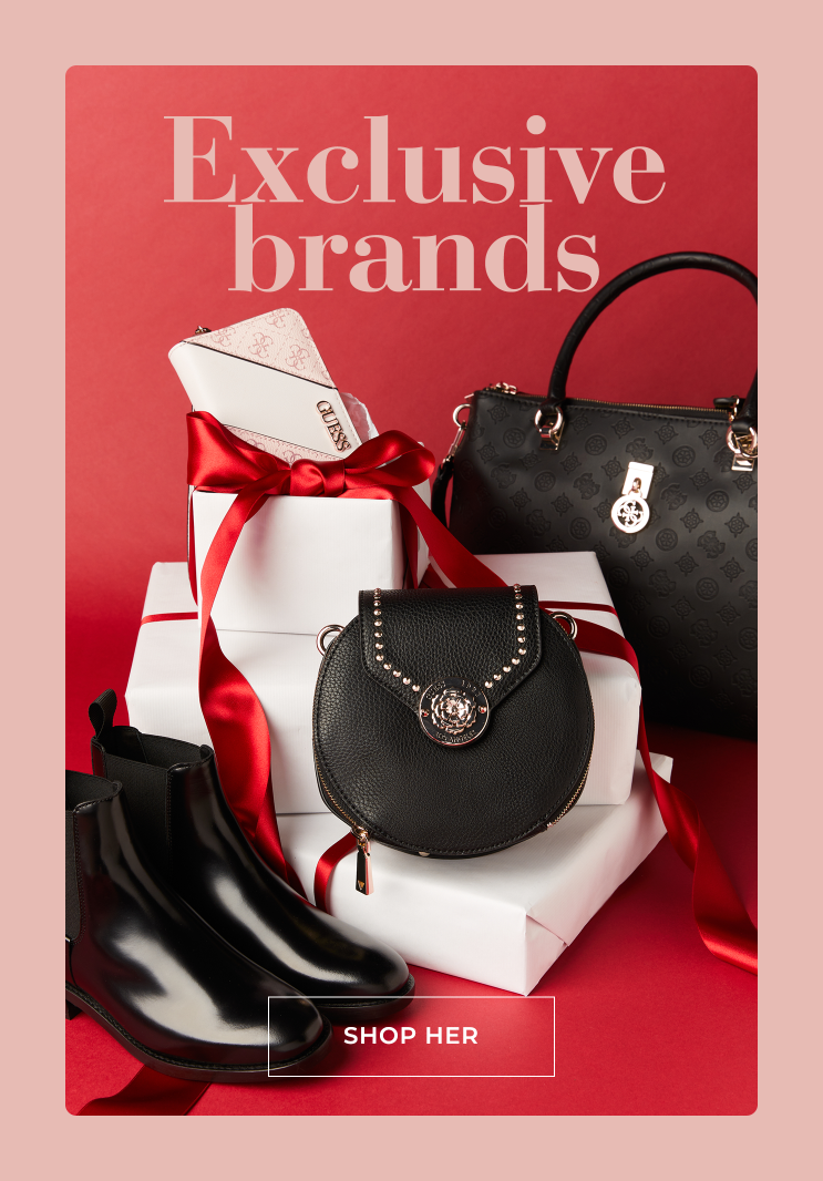 Find your luxury christmas gift - Shop her
