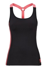 BUBBLEROOM SPORT Flex sport top Black