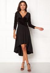 Chiara Forthi Nicosia Dress Black Bubbleroom.no