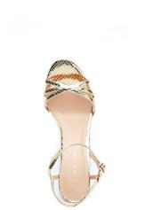 New Look Scope PU Strappy Sandal Gullfarge
