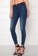 ONLY Kendell Ankle Jeans Dark Blue Denim