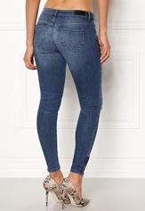 ONLY Kendell Reg Ankle Jeans Medium Blue Denim