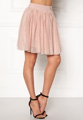 VERO MODA Tulle Short Skirt Dusty Rose Bubbleroom.no