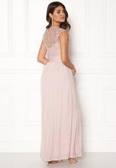 VILA Ponny Maxi Dress Peach Whip