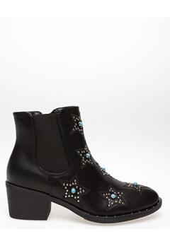 Have2have Boots, Judith Svart Bubbleroom.no