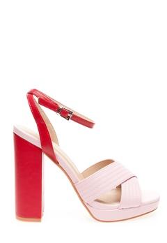 Truffle Sandaletter, Josefa Rosa, röd Bubbleroom.no