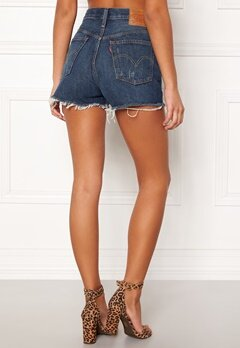 LEVI'S 501 High Rise Short 0018 Silver Lake Bubbleroom.no
