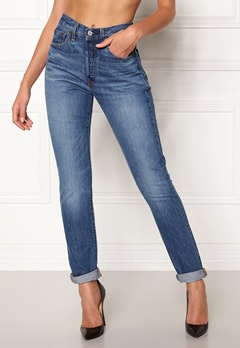 LEVI'S 501 Skinny Jeans 0057 Chill Pill Bubbleroom.no