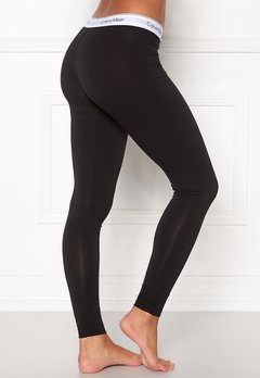 Calvin Klein Legging Pant 0001 Black Bubbleroom.no