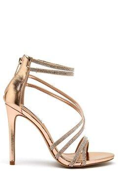 Steve Madden Sweetest Pump Rose Gold Bubbleroom.no
