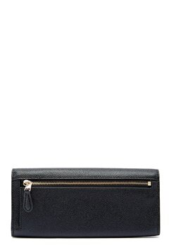 COACH Soft Wallet LIBLK Black Bubbleroom.no