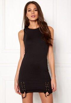 77thFLEA Ada Dress Black Bubbleroom.no