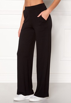 77thFLEA Alanya trousers Black Bubbleroom.no