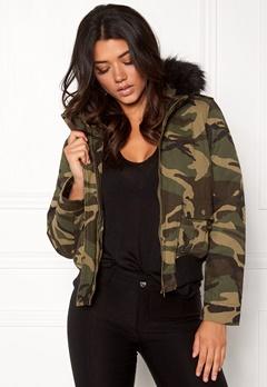 77thFLEA Avah Jacket Camouflage Bubbleroom.no