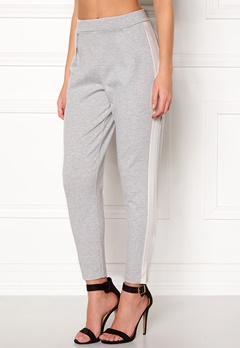 77thFLEA Helsinki Trousers Light grey / White Bubbleroom.no