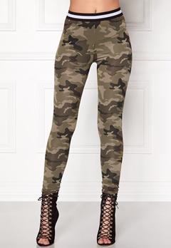 77thFLEA Leonore camo leggings Camouflage Bubbleroom.no
