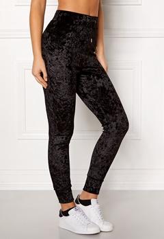 77thFLEA Lori Slim Sweatpants Black Bubbleroom.no