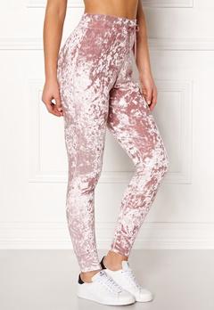 77thFLEA Lori Slim Sweatpants Dusty pink Bubbleroom.no