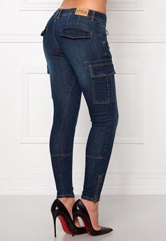 77thFLEA Louise girlfriend jeans  Bubbleroom.no