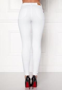 77thFLEA Miranda Push-up jeans White Bubbleroom.no