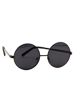 77thFLEA Roundie sunglasses Black Bubbleroom.no