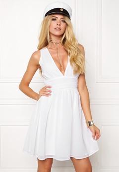 77thFLEA Santorini dress White Bubbleroom.no