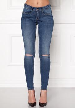 77thFLEA Vera superstretch jeans Medium blue Bubbleroom.no