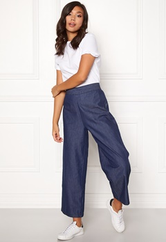 77thFLEA Yoko denim trousers Medium blue Bubbleroom.no