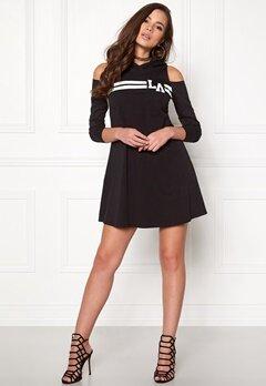 77thFLEA Kensington dress Black Bubbleroom.no
