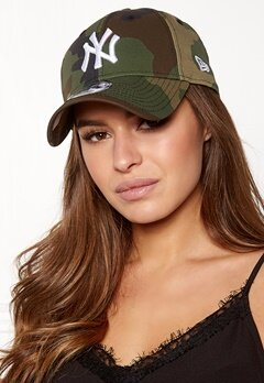 New Era 940 Camo Basic NEYYAN Woodland Camo Bubbleroom.no