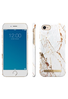 iDeal Of Sweden Fashion Case iphone Carrara Gold Bubbleroom.no