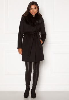 ROCKANDBLUE Abriana Jacket 89989 Black/Black Bubbleroom.no