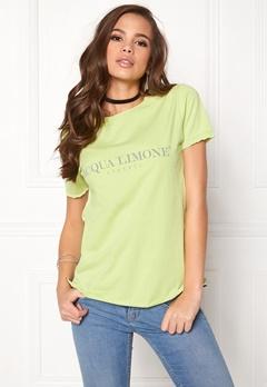 Acqua Limone Classic Tee Soft Lime Bubbleroom.no