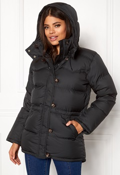 Boomerang Alexandra Down Jacket Black Bubbleroom.no