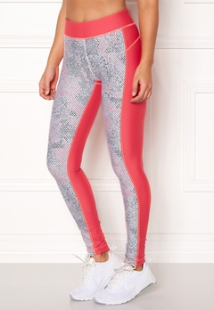 Under Armour Armour Printed Legging Tourmaline Teal Bubbleroom.no