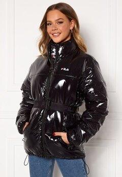 FILA Avventura Puffed Jacket 002 Black Bubbleroom.no