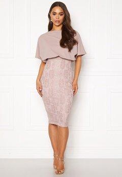 AX Paris 2 in 1 Lace Skirt Dress Mushroom Bubbleroom.no