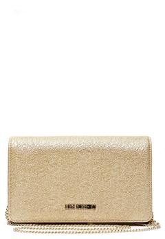 Love Moschino Bag II Gold Bubbleroom.no