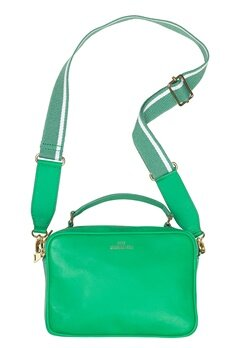 Becksöndergaard Feels Leather Bag Fern Green Bubbleroom.no