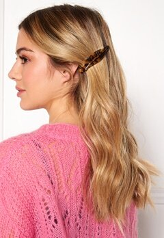 Becksøndergaard Jen Hairclip 149 Brownish Bubbleroom.no