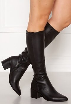 Bianco Abbie Long Boot 100 Black Bubbleroom.no