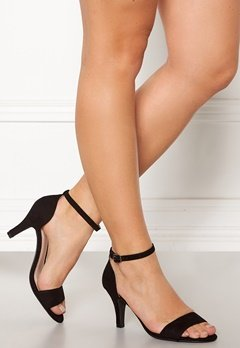 Bianco Adore Basic Sandal 101 Black Bubbleroom.no
