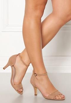 ea30741f Bianco Adore Basic Sandal 271 Nougat Bubbleroom.no