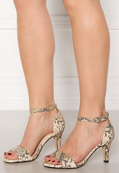 Bianco Adore Basic Sandal 610 Snake Bubbleroom.no