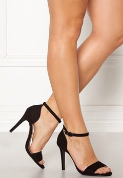 Bianco Aja Basic Sandal 101 Black Bubbleroom.no